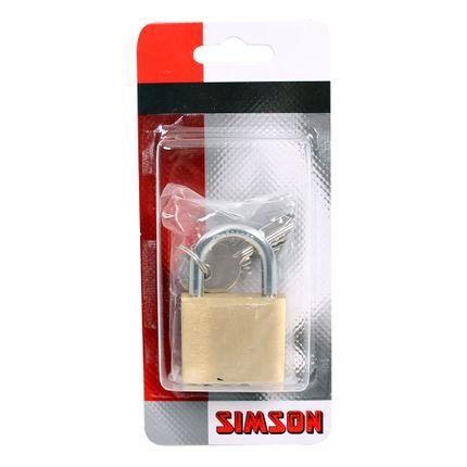 Simson hangslot 40mm