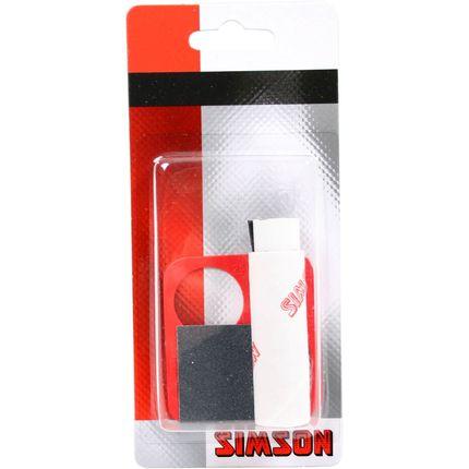 Simson Bandenreparatie Rol & Sjabloon 7 x 20 cm