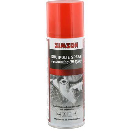 DB0403A Simson Kruipolie Spray 200ml
