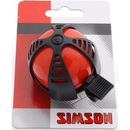 Simson bel Joy rd/zwart