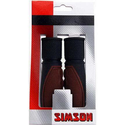 Simson handvat Lifestyle d br/zwart