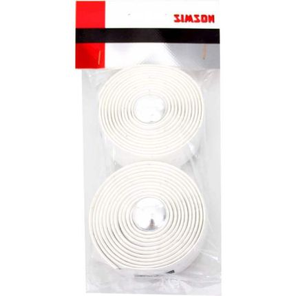 Simson stuurlint gel compleet 3/200cm wit