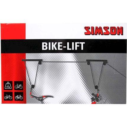 Simson fiets ophangsysteem