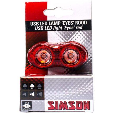 Simson a licht Eyes led usb