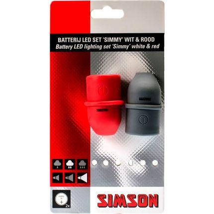 Simson verl set Simmy 29/13,5 lux batt