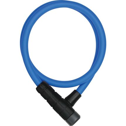 Abus kabelslot 5412K/85 blue