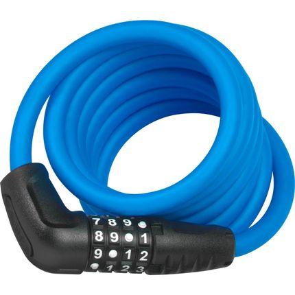 Abus cijfer kabelslot 5510C/180 blauw