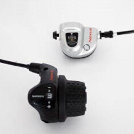 Draaiversteller 3 speed Nexus SL-3S41E met kabels