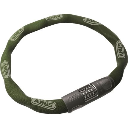 Abus kettingslot code 8808C/85 jade green