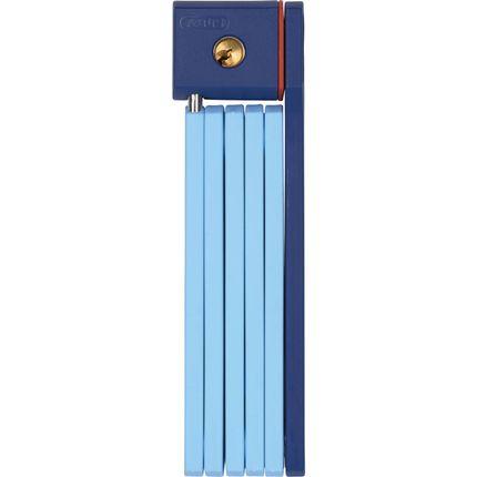 Abus vouwslot Bordo uGrip 5700 blauw