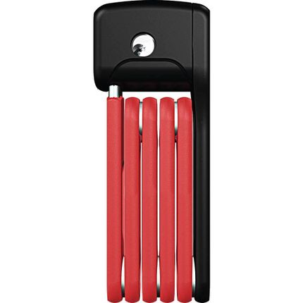 Abus vouwslot Bordo Lite 6055/60 rood