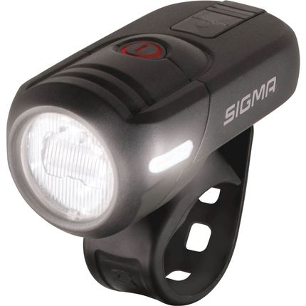 KOPLAMP SIGMA AURA 45 LED ACCU USB ZW