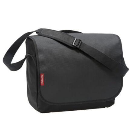 Cameo messenger tas zwart