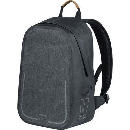 Fietsrugzak Urban Dry Backpack 18 liter - grijs