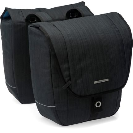 NL tas Avero XL dubbel zwart