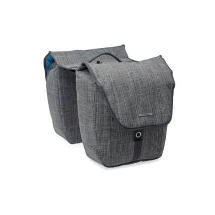 NL tas Avero XL dubbel afneembaar grijs