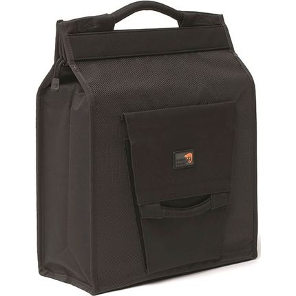 Handtas / boodschappentas Daily Shopper zwart - 24