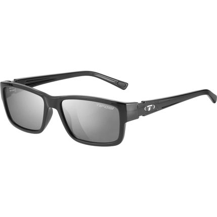Tifosi bril Hagen mat zwart smoke polarized