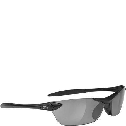 Tifosi bril Seek mat zwart smoke