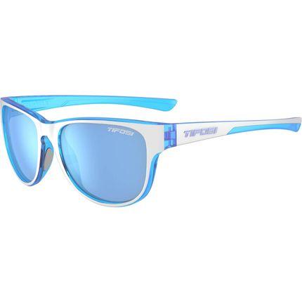 Tifosi bril Smoove helder blauw-wit