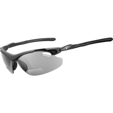 Tifosi bril Tyrant 2.0 mat zwart +2.0