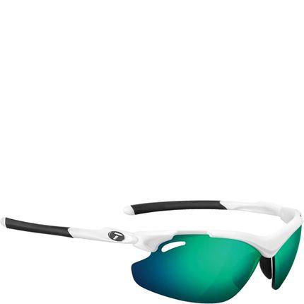Tifosi bril Tyrant 2.0 mat wit clarion groen