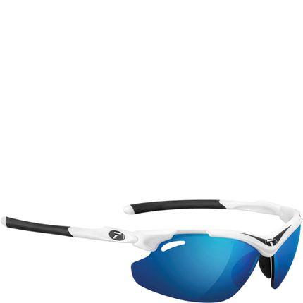 Tifosi bril Tyrant 2.0 wit/zwart clarion blauw