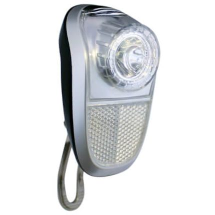 Union kopl Mobile led dyn zilver krt