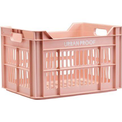UP Fietskrat 30L Pastel pink
