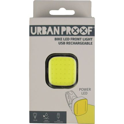 Urban Proof koplamp led usb
