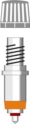 Schwalbe hollands (blitz) ventiel
