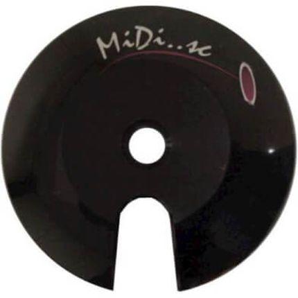 Kettingscherm Axa Midi Disc 38-42T - Zwart