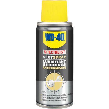 WD-40 lock lube 100ml