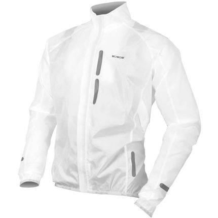 Wowow Bike Wind Jacket wit L
