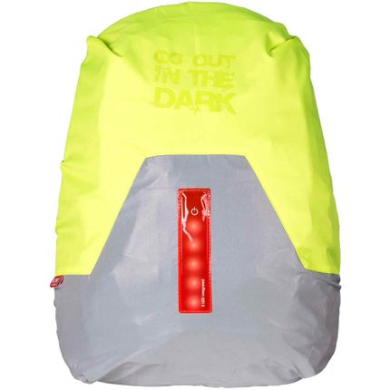 Wowow Bag Cover with LED geel