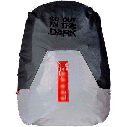 Wowow Bag Cover with LED zwart