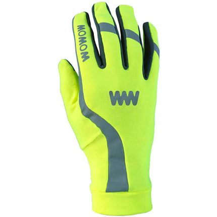 Wowow Dark Gloves 3.0 XL geel