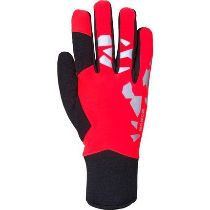 Raceviz handschoen Thunder S red