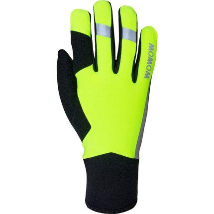 Wowow handschoen Early Fog S yellow