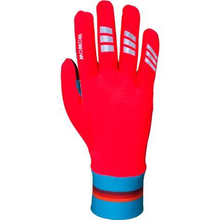 Wowow handschoen Lucy Urban L red