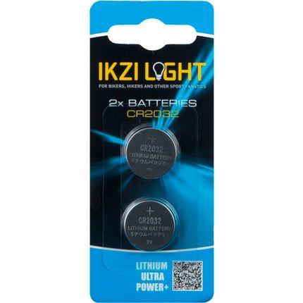IKZI batt CR2032 Lith 3V (2)