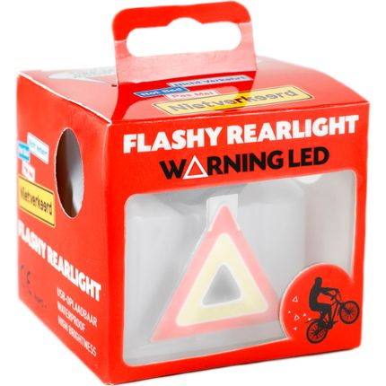 NV a licht flashy warning led