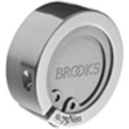 Brooks klem buitenkant handvat lint
