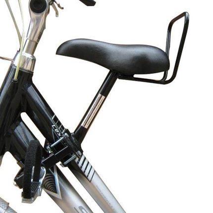 zadel op buis D fiets os model 3
