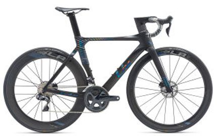 Enviliv Advanced Pro 0 Disc XXS Black
