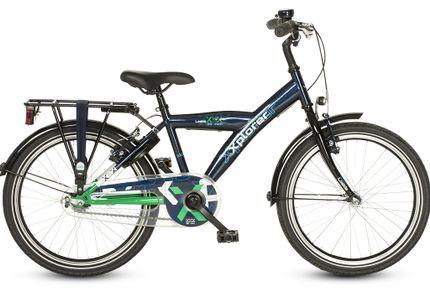 20 Loekie X-Plorer Boy Blue/Green