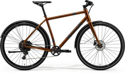 CROSSWAY URBAN 300 COPPER/DARK BROWN M-L 52CM