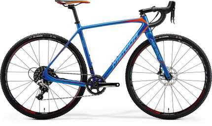 CYCLO CROSS 7000 BLUE/ORANGE/RED M 53CM