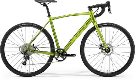 CYCLO CROSS 100 OLIVE/GREEN S-M-52CM
