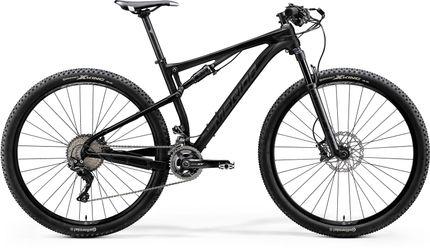 Merida Ninety-six 9.xt Matt Ud/shiny Black L 20